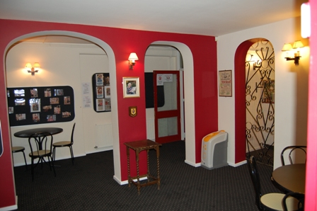 Theatre Foyer